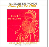 Music from the World - Hymne à Confucius